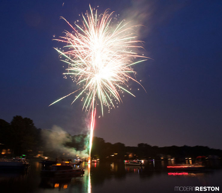 Reston-fireworks