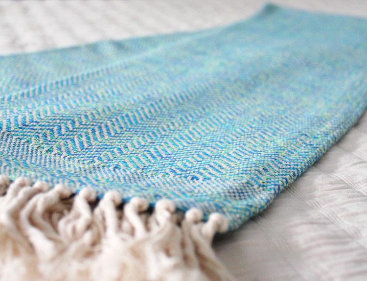 Nicaraguan-throw-blanket