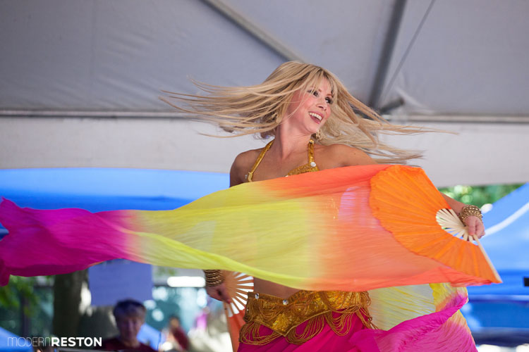 the reston multicultural festival brings three stages of entertainment