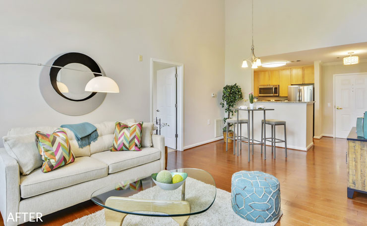 Reston-condo-staging-2-living-room