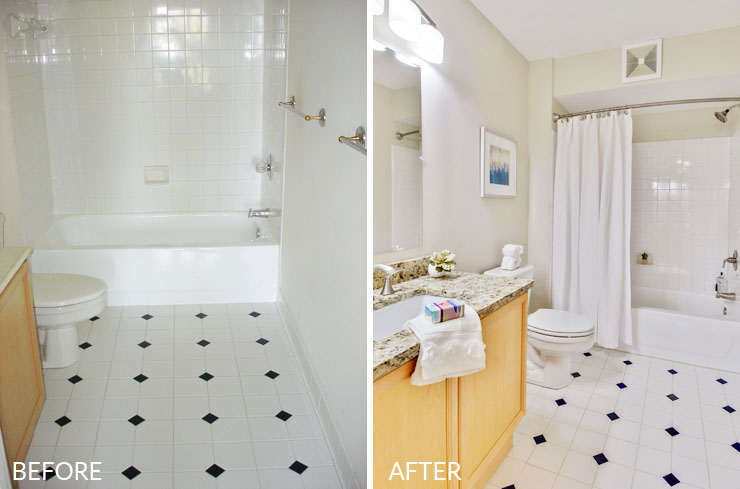 Reston-condo-staging-6-bathroom-before-after