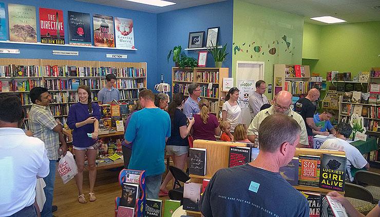 DanBoris_BookLaunch_June2015
