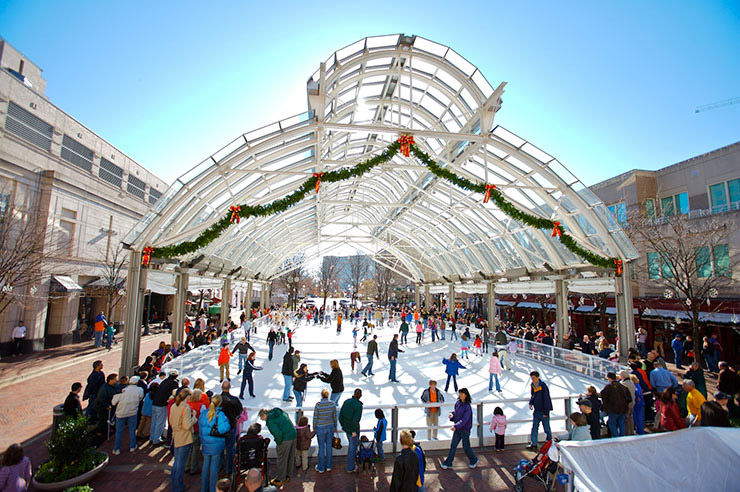 Ten Fun Facts About Ice Skating At Reston Town Center
