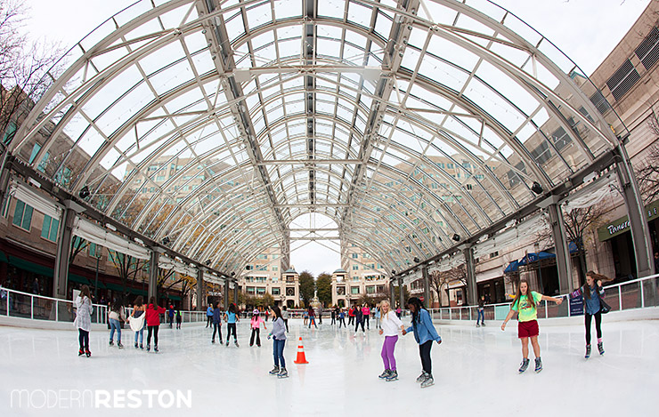 When All Kids Eat For Free >> Ten Fun Facts About Ice Skating at Reston Town Center